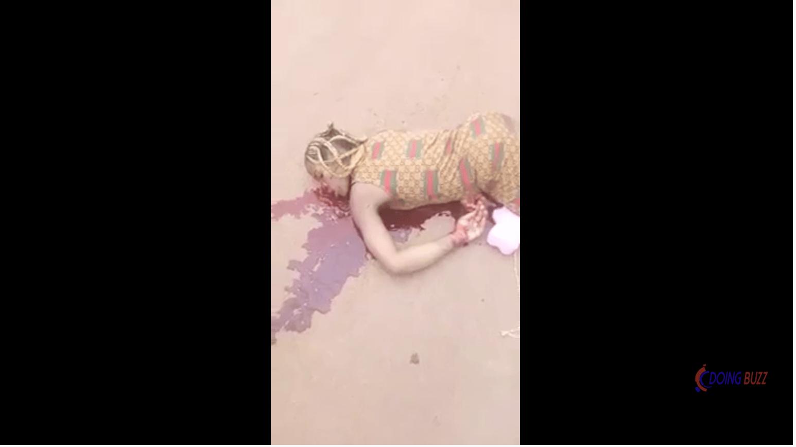 Un nigérian égorge sa petit-amie pour avoir dansé avec d'autres hommes (video)