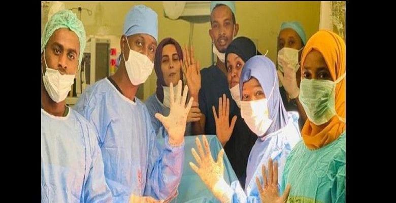 Une somalienne donne naissance à des quintuplés, une les plus rares au monde