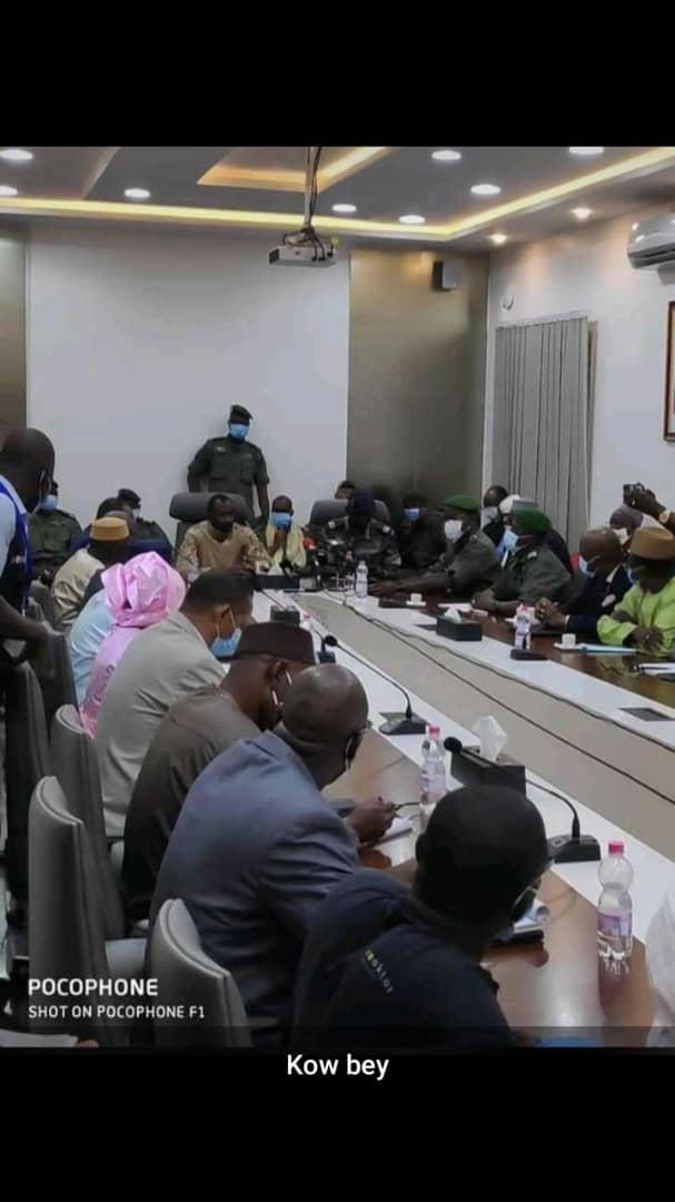 Crise politique au Mali: Le programme détaillé de la Mission de Médiation de la CEDEAO