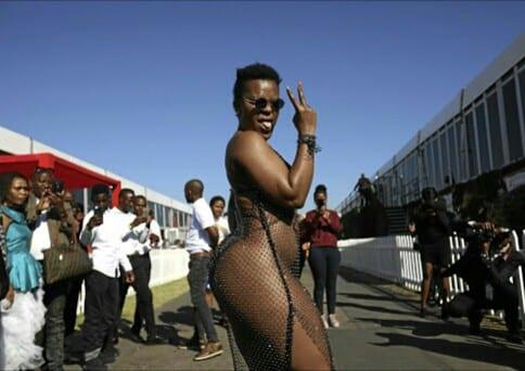 Zodwa Wabantu, la danseuse sud-africaine qui ne porte pas de slip