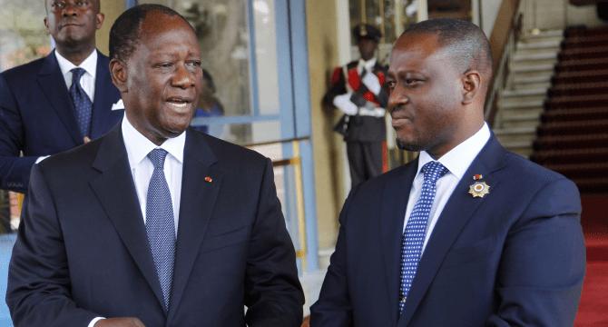 Alassane Ouattara: '' je pense que Guillaume Soro, enivré par l'argent et le pouvoir, a simplement perdu la tête ''