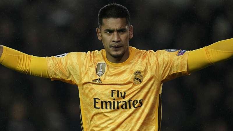Football: C'est fini entre Alphonse Areola et le Real Madrid !