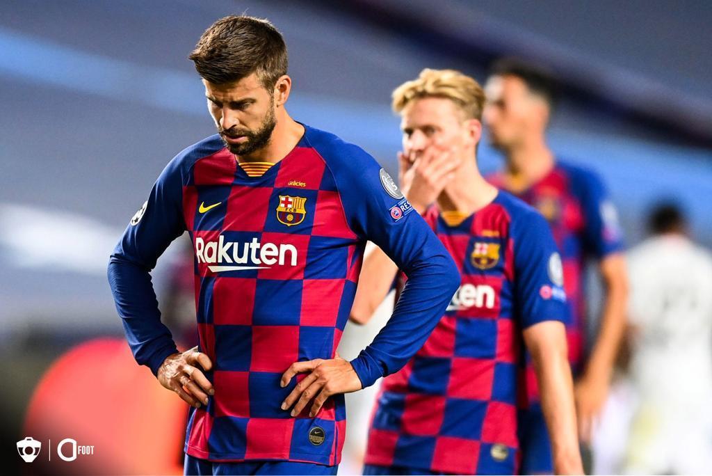 Le FC Barcelone menacé de faillite
