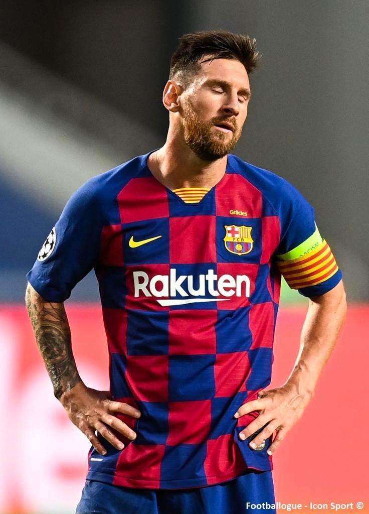 Lionel Messi: «le Barça a été une équipe très faible»
