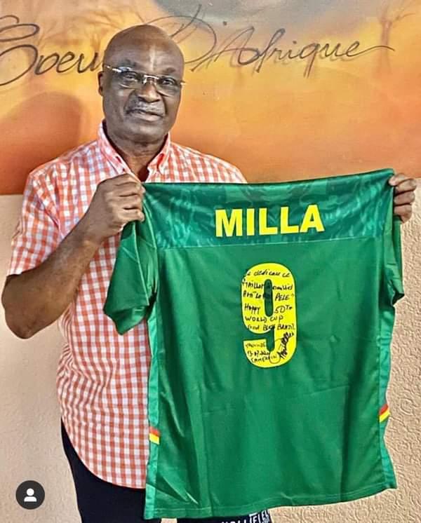 Coupe du monde 1990 : Roger Milla et ses coéquipiers ont enfin leurs villas