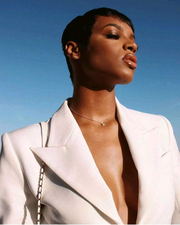 Didi Stone Olomidé devient l'égérie d'une grande marque française