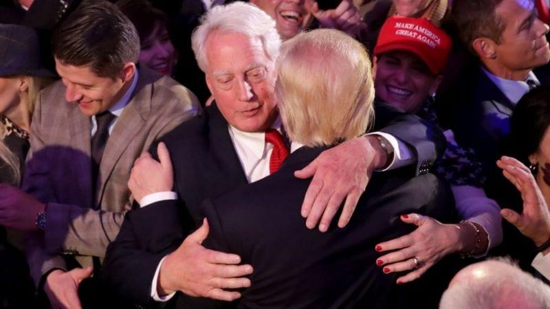 Donald Trump : son frère cadet, Robert est mort