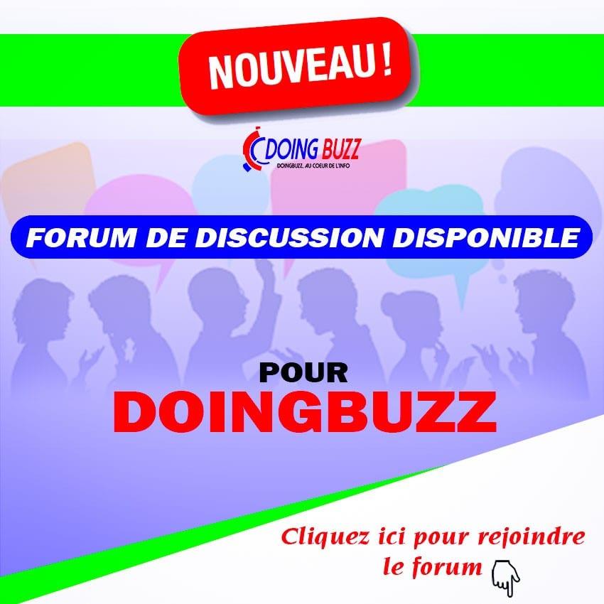 Forum Recherche D'emploi Et De Discussion Sur Doingbuzz