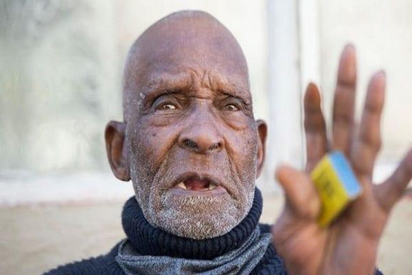 Fredie Blom : « L'homme le plus âgé du monde » meurt à 116 ans en Afrique du Sud