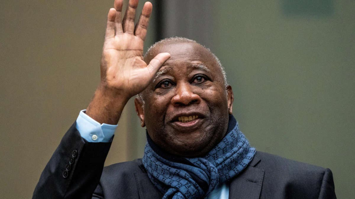 Laurent Gbagbo : « Asseyons-nous et discutons »