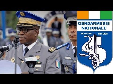 Grogne dans la gendarmerie nationale ivoirienne : l'adjudant KOUAKOU met en garde le général APALO