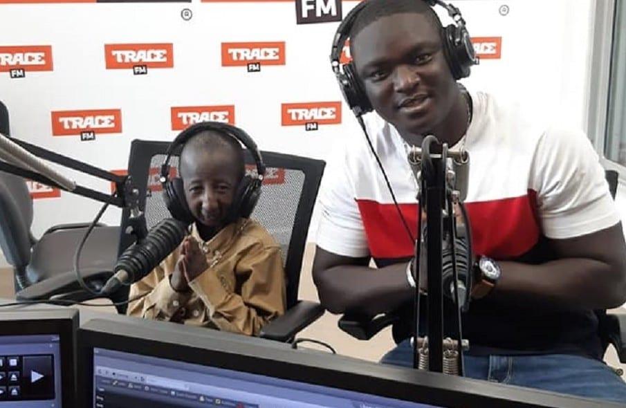 Grand P : « Nous sommes venus en Côte d'Ivoire, demander la main d'Eudoxie Yao »
