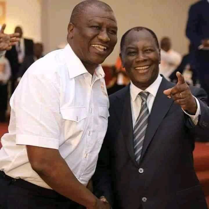 Hamed Bakayoko veut «Marcher dans les pas de Alassane Ouattara pour réussir»