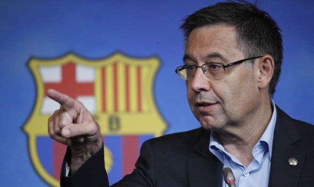 Le Président du Barça Joseph M. Bartomeu dément le départ de Messi