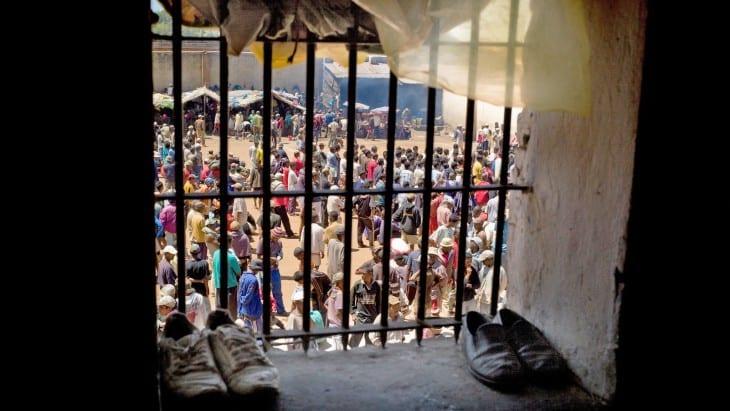 Mutinerie dans une prison à Madagascar : des morts signalées
