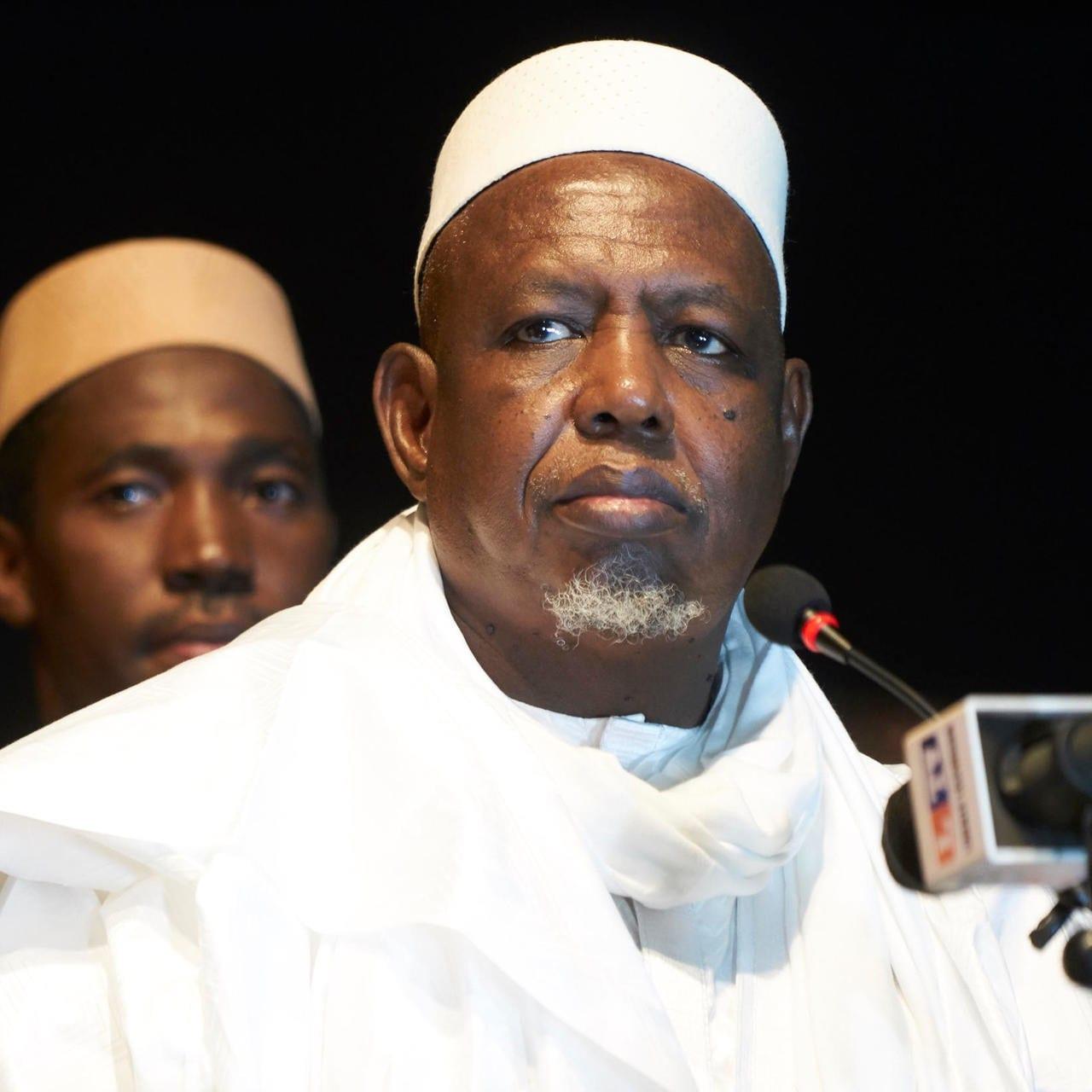 Mali : l'imam Dicko met en garde la junte militaire