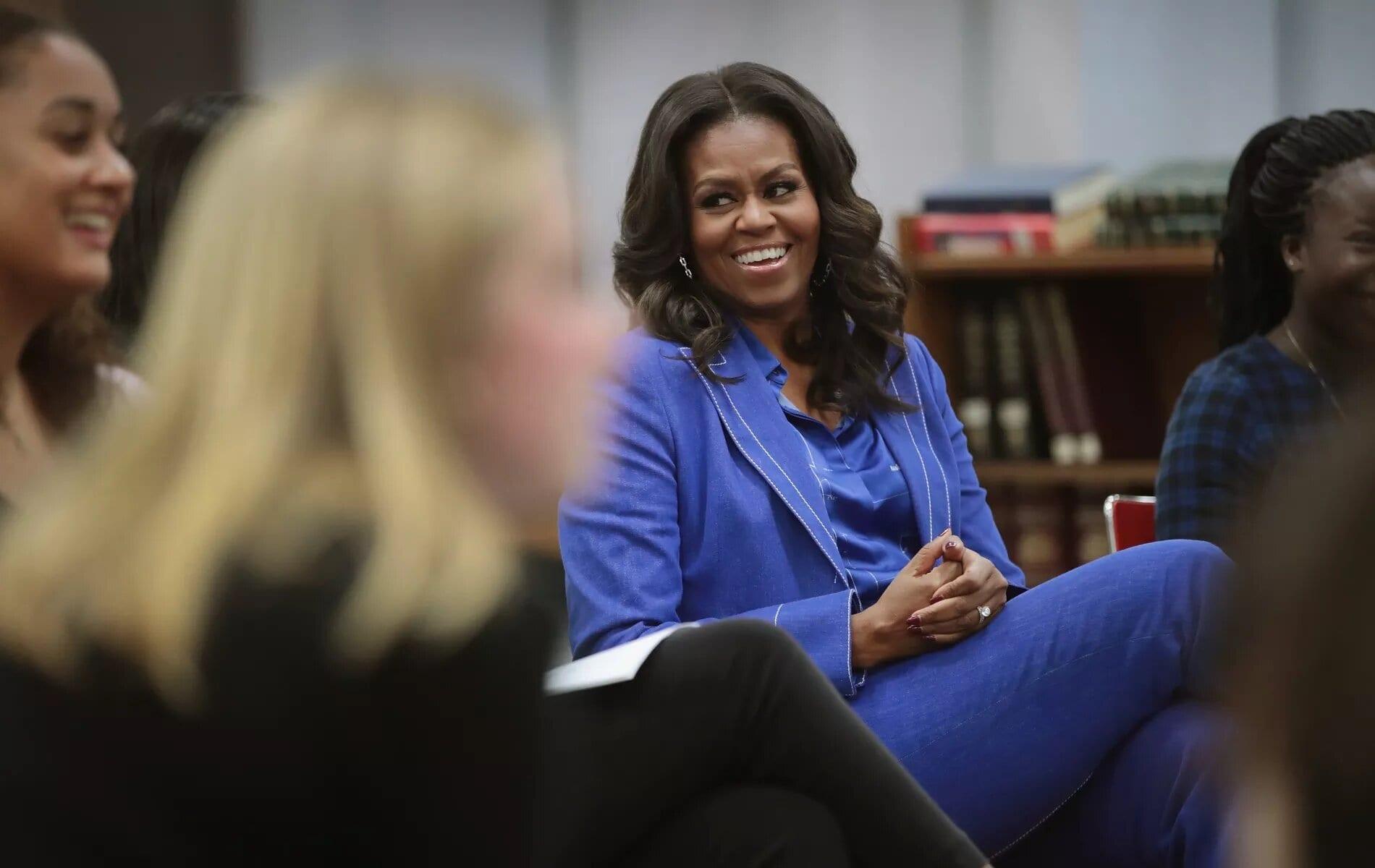 Michelle Obama s'attaque à Donald Trump