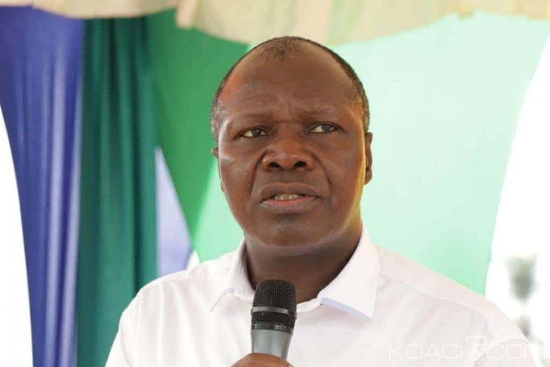 Côte d'ivoire: Mabri Toikeusse va affronter Alassane Ouattara dans les urnes