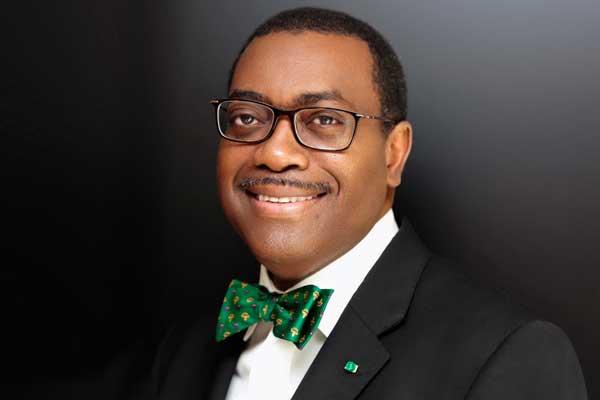 L'actuel président de la Banque africaine de développement,  Akinwumi Adesina, brigue un second mandat «pour servir l'Afrique»