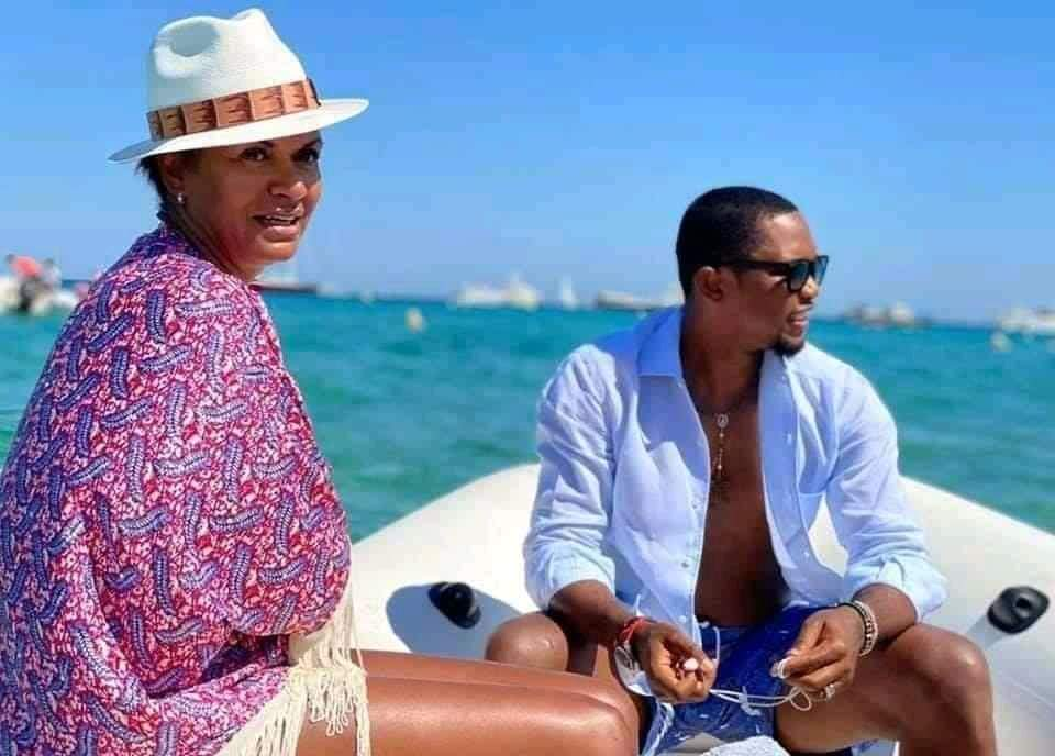 Samuel Eto'o fait une très belle déclaration d'amour à sa femme Georgette