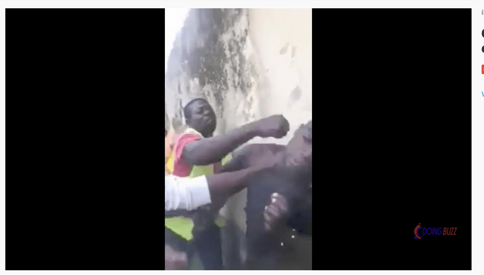 Cameroun : un homme arrêté pour avoir violé une enfant (vidéo)