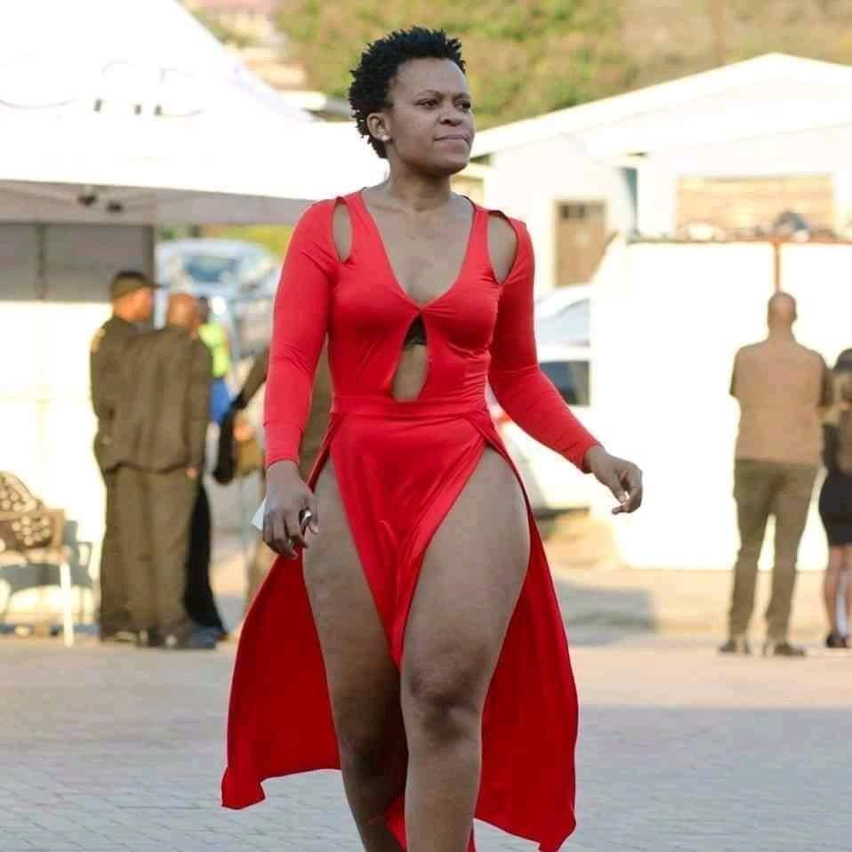 «Si un homme ne dort pas après l'amour, vous avez échoué en tant que femme» Zodwa Wabantu