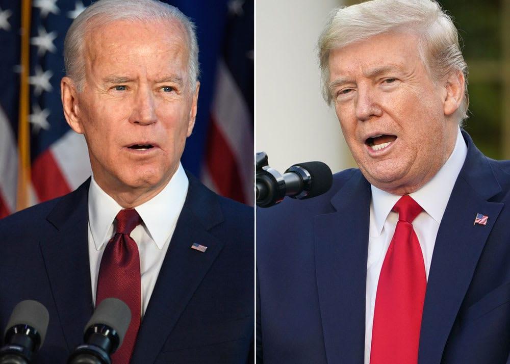 Etats-Unis: Donald Trump et Joe Biden s'insultent publiquement
