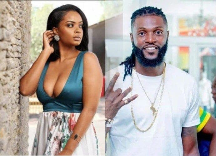 Emmanuel Adebayor largué par son ex Dillish Mathews ?