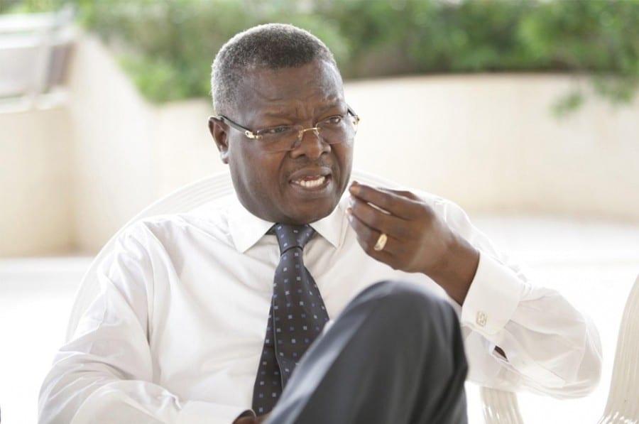 Togo : Agbeyomé Kodjo fait une nouvelle sortie médiatique