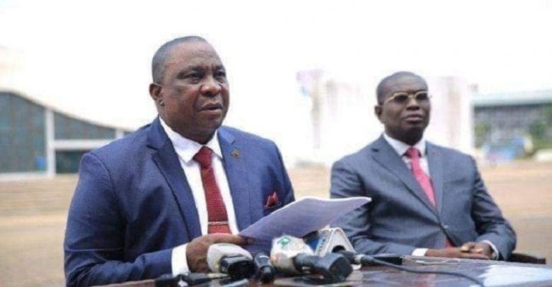 Kobenan Kouassi Adjoumani promet la prison à Guillaume Soro