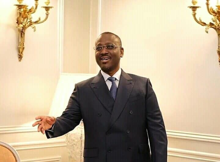 Guillaume Soro : «Alassane Ouattara m'a proposé de dissoudre mon parti politique»