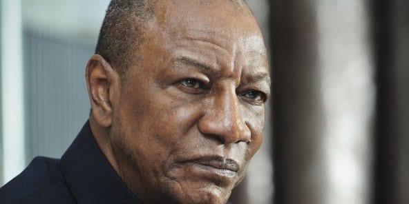 Guinée : Alpha Condé accepte être candidat pour un troisième mandat