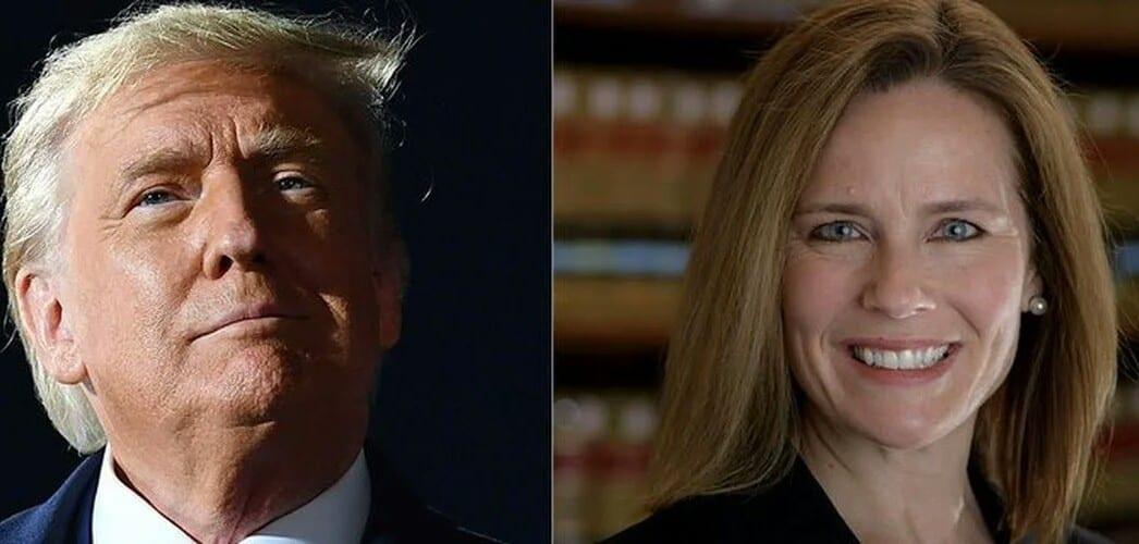 Amy Coney Barrett, la juge que Trump pourrait nommer à la Cour suprême