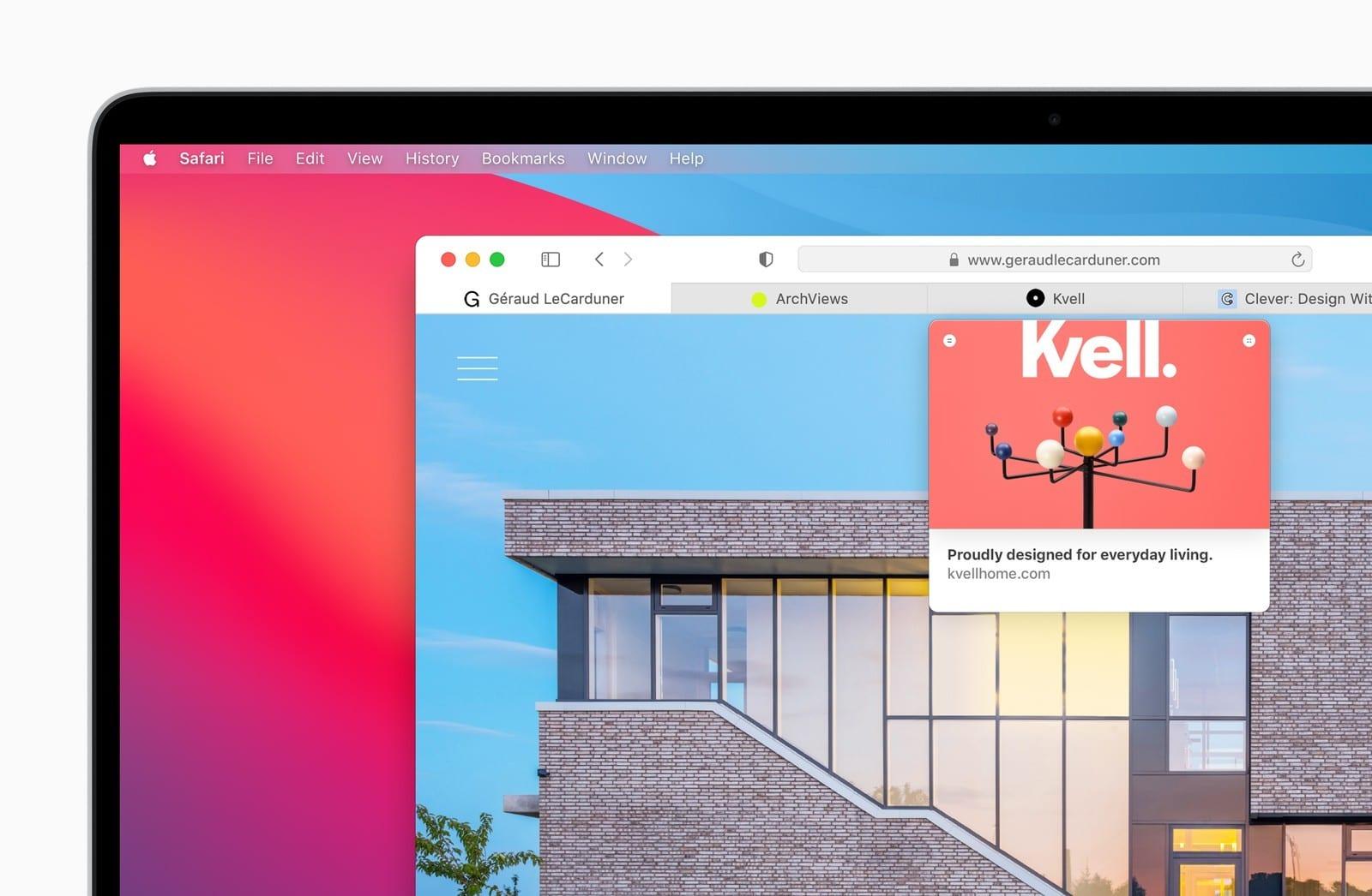Apple ajoute la prise en charge des images WebP dans Safari 14