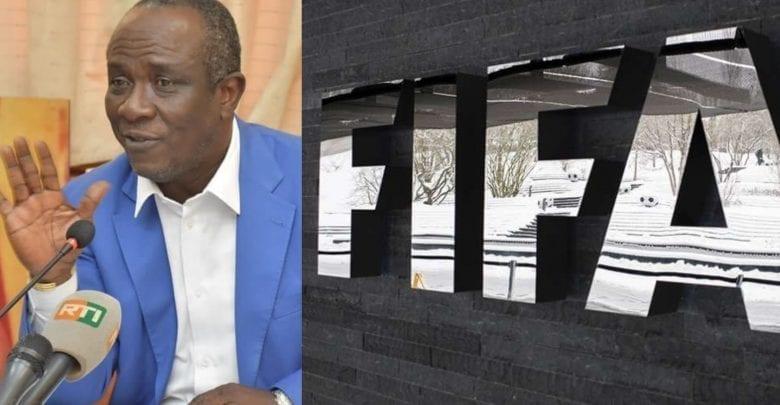 Arrêt du processus électoral de la FIF : Sam Etiassé répond au courrier de la FIFA !