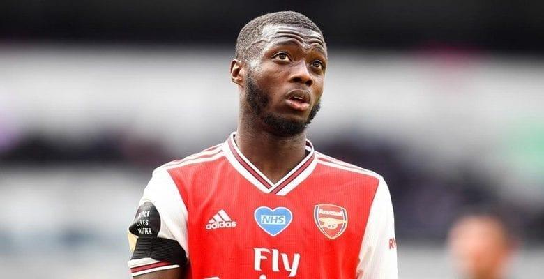 Arsenal: les dessous du transfert de Nicolas Pépé révélés
