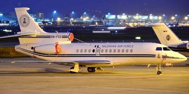 Nigeria: un avion présidentiel à vendre