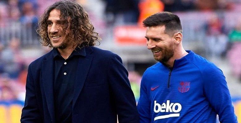 Barça : Carles Puyol réagit au retour de Lionel Messi à l'entraînement