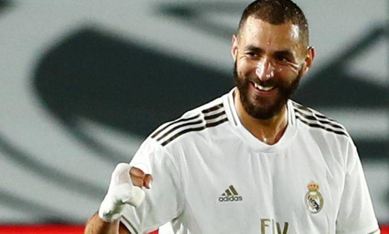 Benzema « avant il y avait CR7… maintenant c'est moi le leader de l'attaque »