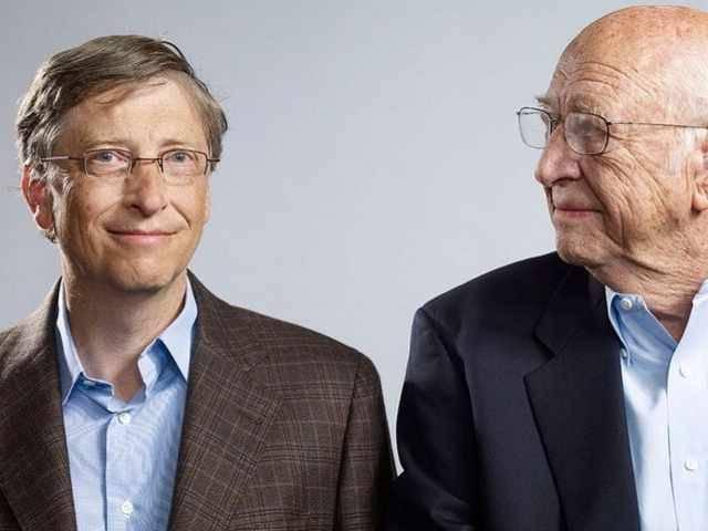 Bill Gates Sr est mort