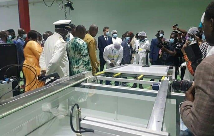 Burkina Faso : Une usine de fabrication de panneaux solaires lancée