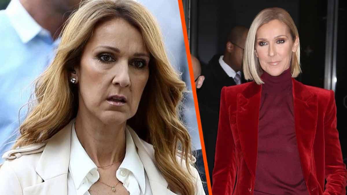 Céline Dion, victime d'AVC ?