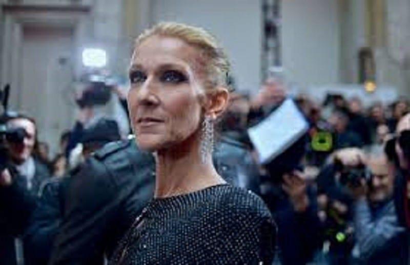 La chanteuse Céline Dion revient sur son incroyable perte de poids