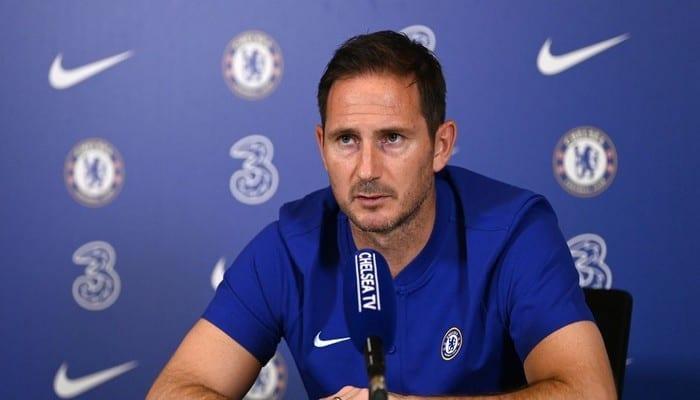 Chelsea: mené 3-0 à la pause, Lampard désigne les deux joueurs responsables du chaos face à West Bromwich