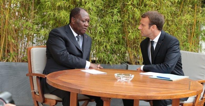 Côte d'Ivoire : La France ne veut pas s'ingérer dans l'affaire de troisième mandat