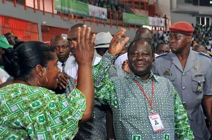 Côte d'Ivoire : Konan Bédié  traite subtilement Alassane Ouattara «d'idiot»