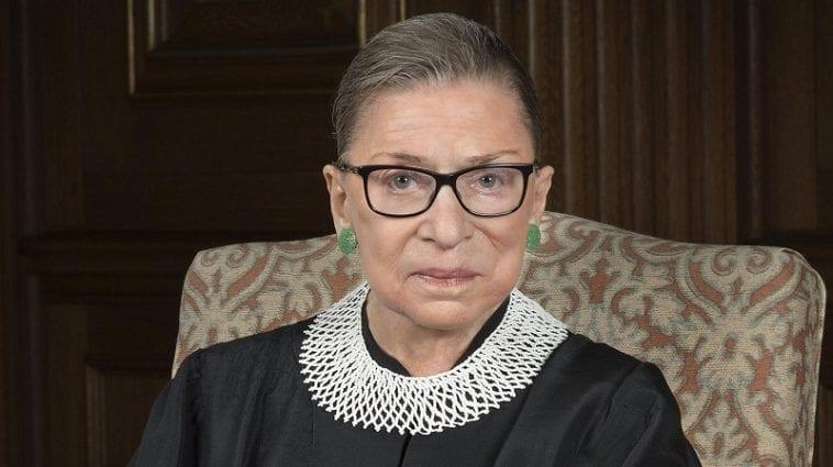 Décès de Ruth Bader Ginsburg, juge à la Cour suprême aux Etats-Unis