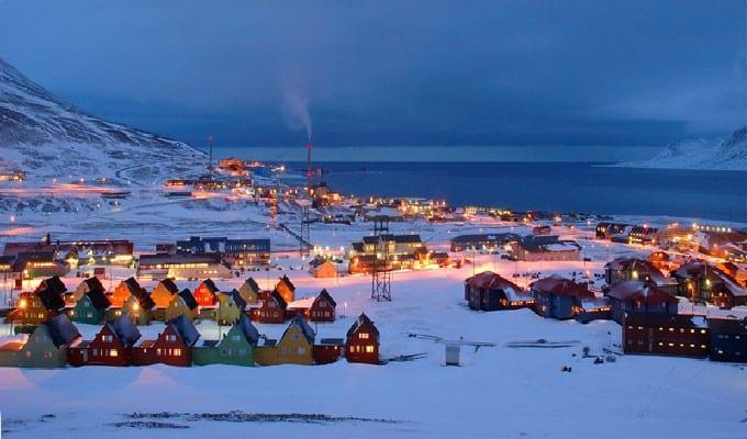 Découverte : Voici la ville norvégienne où il est interdit de mourir