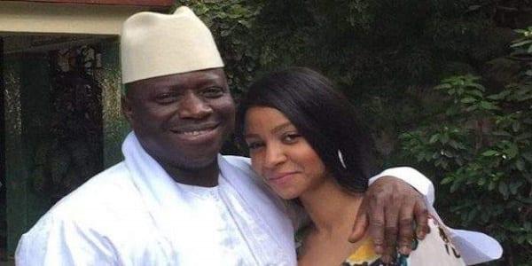 Des sanctions économiques imposées à l'ancienne première dame gambienne par les Etats-Unis.