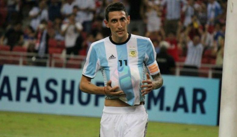 """Di Maria : """"je ne peux pas expliquer pourquoi je ne suis pas convoqué en Argentine"""""""